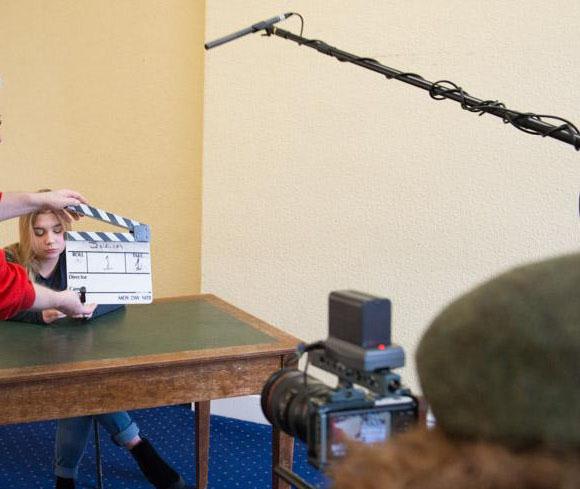 Actors wanted to showcase scenes -Cork
