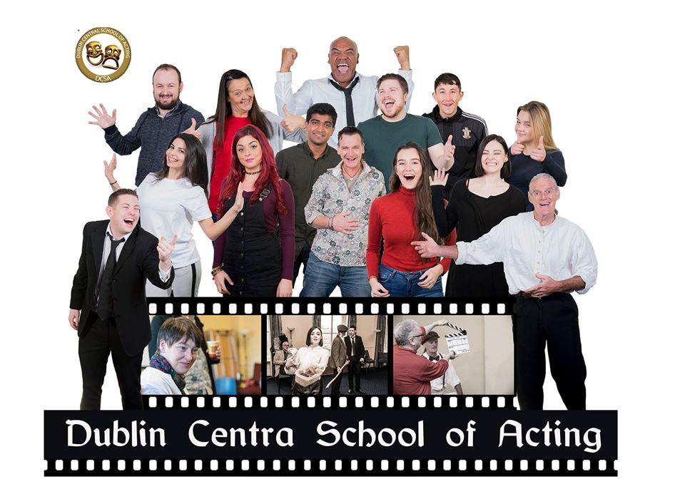 Dublin Central School of Acting Students